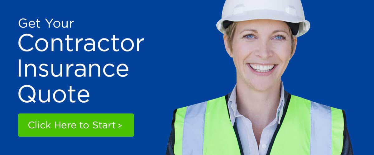 Smiling Female Contractor