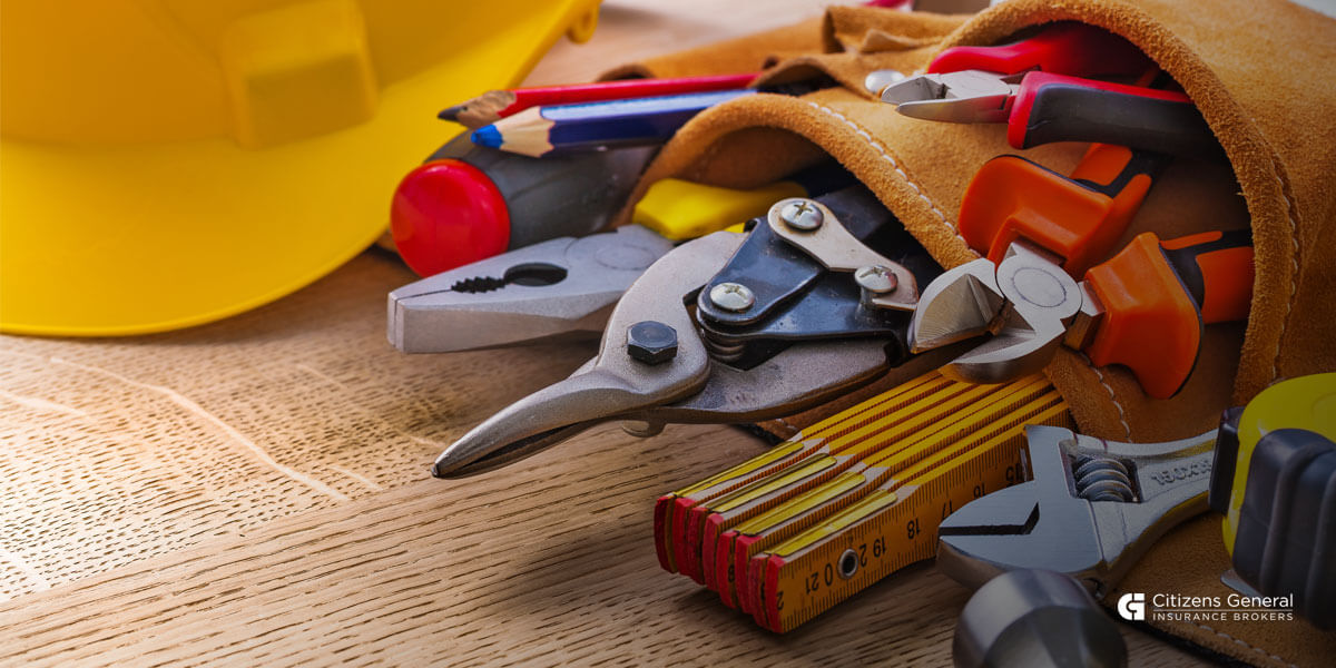 Does Contractor Insurance Cover Tool Theft?